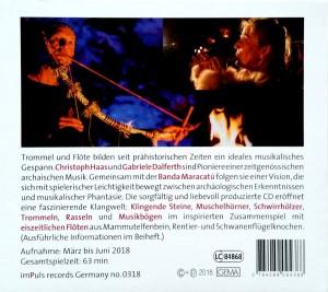 CD Vision Rückseite
